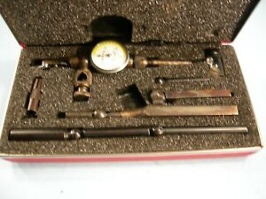 Starrett No 711gcsz Last Word Universal Dial Test Indicator Machinist