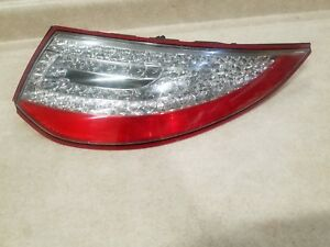 10 11 12 13 Porsche 911 991 Led Taillight Right Rh Passenger Side Oem