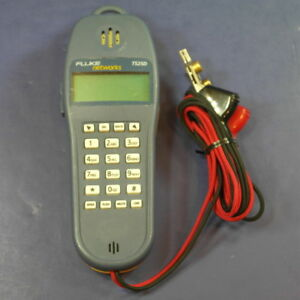 Fluke Ts25d Test Set Good Condition