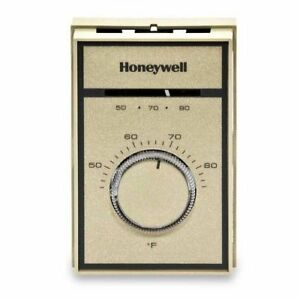 Honeywell T651a3018 Medium Duty Line Voltage Heat cool Thermostat