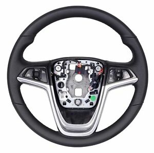 Steering Wheel Fit To Opel Insignia A Leather 40 1037