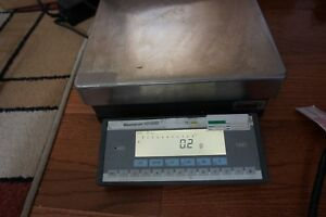 Sartorius Lp Series Preparative Pilot Lab Scale Digital Balance 34 Kg Lp34000p