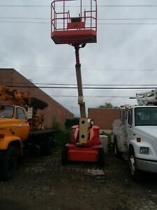 1998 Jlg 45ic Articulating Boom Lift