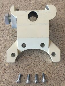 Stage Holder Carrier For Reichert Zetopan Microscope W Screws