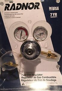 Radnor 25 50c 510p Propane Regulator