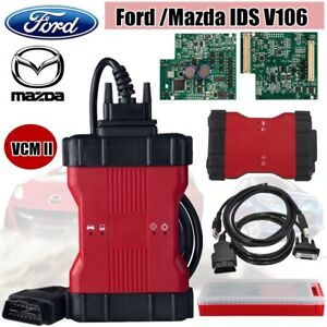 Car Diagnostic Tool V106 Vckz For Ford V106 Mazda Vcm Il Vehicles Ids Vcm Zs