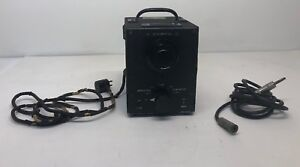 Strobotac 631 b General Radio Company Vintage Test Equipment