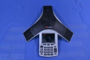 Polycom Cx3000 Hd Voice Ms Lync Optimized Ip Conference Phone 2201 15810 001