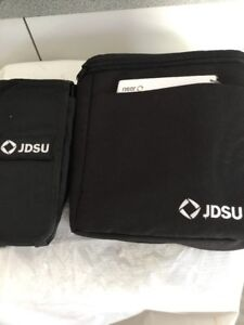 Jdsu Hst 3000 Slightly Used Carry Bag cords Soft Cover Charger