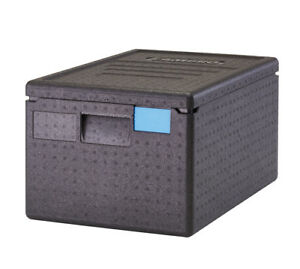 Cambro Epp180sw110 Cam Gobox Light Weight Top Loading Insulated Food Carrier