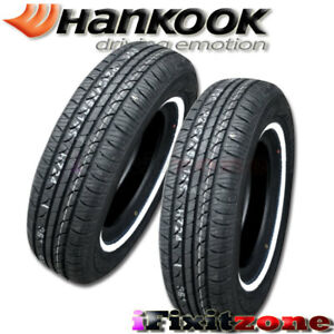 2 Hankook Optimo H724 205 75r14 95s All Season Performance Tires 205 75 14 New