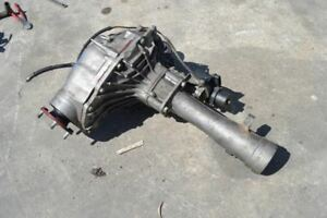 2007 Toyota Tundra Front Differential Carrier 4 7l 8 Cylinder 4 10 Ratio