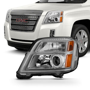 10 15 Gmc Terrain Headlight Lamp Replacement Assembly Factory Style Left Side