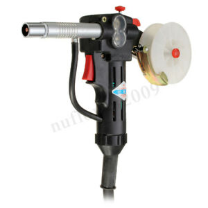 Nbc 200a Miller Mig Spool Gun Pull Feeder Aluminum Welding Torch With 1m