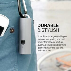 Atmotube Portable Air Quality Pollution Monitor Supervisor Indoor Outdoor