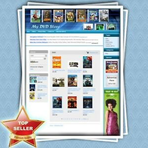 Dvd Store Easy to operate Amazon Website Work At Home Great Online Business