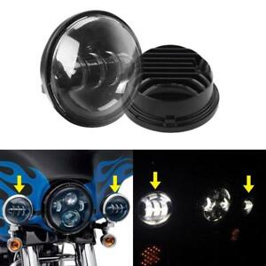 4 5 Motorcycle Led Projector Projector Passing Lights For H d Softail Breakout