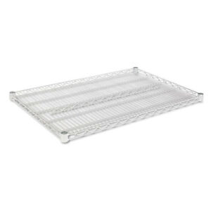 Industrial Wire Shelving Extra Wire Shelves 36w X 24d Silver 2