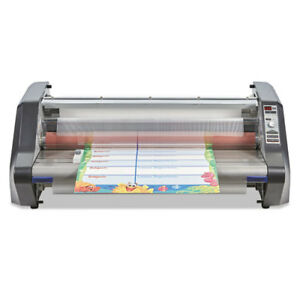 Ultima 65 Thermal Roll Laminator 27 Wide 3mil Max Document Thickness