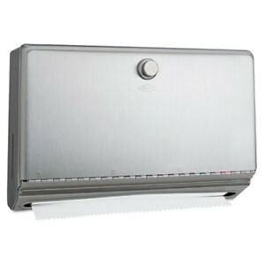 Surface mounted Paper Towel Dispenser Stainless Steel 10 3 4 X 4 X 7 1 8