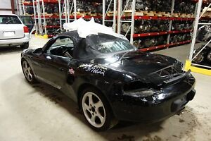 Engine Accessories 2001 Porsche Boxster 3 2l Motor With 82 337 Miles