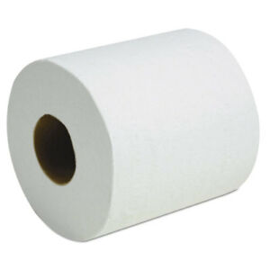 Two ply Toilet Tissue White 4 1 4 X 3 1 2 500 roll 96 carton