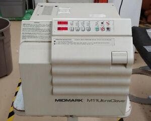 Midmark M11 Autoclave Steralizer Dental Heathcare New Pc Board