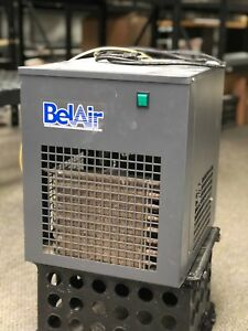 Compressed Air Dryer Refridgerator Belair 10 Cfm Single Phaase