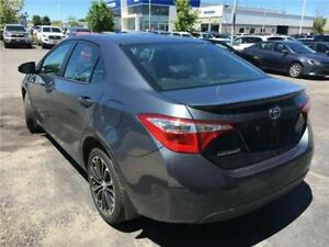 Painted Factory Style Lip Spoiler Fits 2014 2018 Toyota Corolla