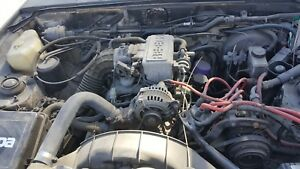 84 Mazda Rx7 13b Engine With 5 Speed Transmission Complete Lift Out