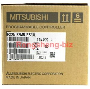 Mitsubishi Plc Fx2n 32mr es ul 8000steps Program Capacity Plc New In Box