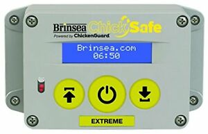 Brinsea Products Chick Safe Extreme Automatic Chicken Coop Door Opener