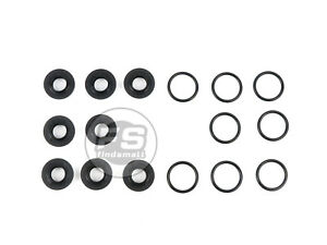 Pilot Valve Seal Kit For Komatsu Pc200 7 Excavator Repair Kit Service Seal Kit