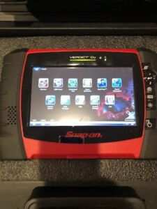 Snap On Verdict D7 Wireless 14 4 European Asian Domestic Docking Station