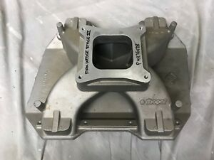 New Mopar Performance M1 Max Wedge Stage 6 Intake Manifold P4532757 440