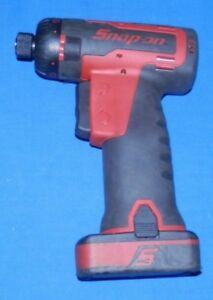 Snap on Cts661 7 2v 1 4 Cordless Screwdriver Battery Free Same Day Shipping