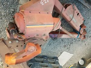 Ditch Witch Plow Attachment Good Shape