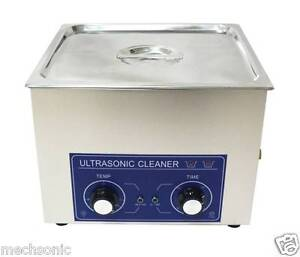 20l Ultrasonic Cleaner Heater Free Basket 110v Or 220v S