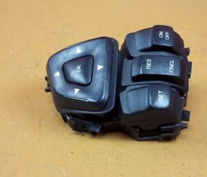 2011 2015 Ford Edge Explorer Taurus Steering Wheel Cruise Control Switch Oem