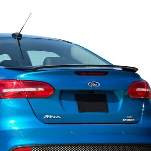 Painted Factory Style Spoiler Fits 2012 2013 2014 Ford Focus
