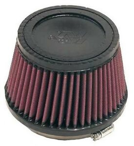 K N Universal Performance Conical Air Filter 4 Inch Inlet Ru 2510