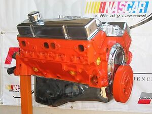 Chevy 350 325 Hp High Performance Balanced Crate Engine Chevrolet