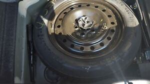 07 08 09 10 11 12 13 14 15 16 17 18 Dodge Charger 17x4 Spare Wheel And Tire Only
