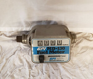 Gpi 3 4 Mechanical Fuel Meter Md 130 5 To 30 Gpm shipping Available