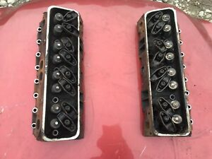 96 02 Chevy Gmc Pick Up Truck Express Tahoe Yukon Suburban 5 7 350 Cylinder Head