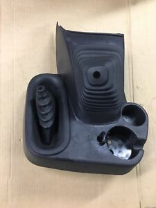 1998 1999 2000 2001 2002 Dodge Ram Manual Floor Console Cupholder Shifter Boot