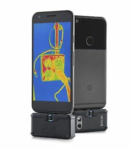 Flir One Pro Thermal Imaging Camera Attachment For Ios