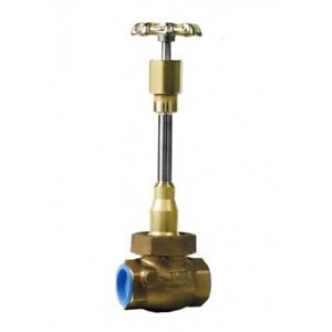 Rego Globe Valve For Cryogenic Service 226 Series 3 4 Threaded Bronze