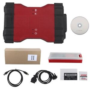 Car Diagnostic Tool Vcm 2 For Ford Ids V106 Mazda Ids V106 Vcm Il Vehicles
