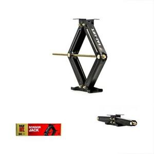 Rv Scissor Jack Leveling Stabilizer Trailer Camper Lifting Capacity Gift New